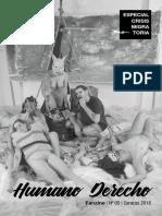 Humano Derecho Fanzine, número 05