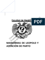 Maniobras de Leopold y atención de parto (2)