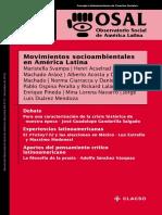 CLACSO Movimientos Socioambientales