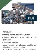 Arreglado de Petroleo