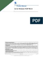 TCOP Basic Version 6.5.3 Instruction Manual
