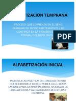 Tipos de Alfabetización
