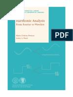 Harmonic Analysis Fourier Wavelet Pereyra Ward