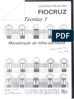 Prova Fiocruz - 2006
