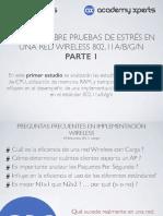 150807 MUM Ecuador Academy Xeprts Wireless Pruebas Estresparte1