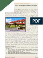 Kawasan Wisata Budaya Benteng Fort Rotterdam Makassar