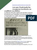 GT-BZ 3 Intentos Prensa Libre