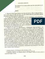 """""""Lapitas y Centauros"""", en Robert Graves, Los mitos griegos"""