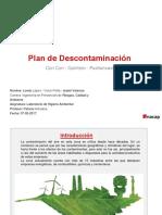 Plan Decontamination Puchuncavi