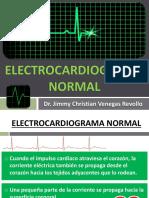 10.- Electrocardiograma Normal