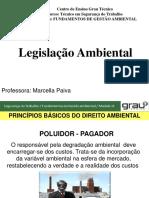 Aula LegislaçãoAmbiental