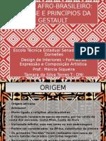 Apresentação Tecido Afro-brasileiro