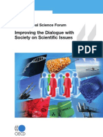 Improving Dialogue Bet Society and Science