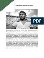 Mejores Jugadores de La Historia de Brasil