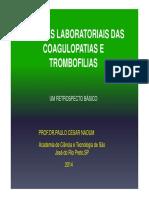 coagulopatias e trombofilias.pdf