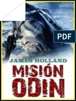 James Holland - Mision Odin