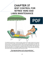 37 Lawn Maintenance