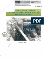 INFORME TÉCNICO N° 011-2014-ANA-DGCRH-GOCRH-Identificacion de Fuentes contaminantes.pdf