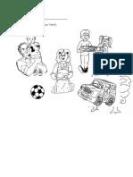 Family Worksheet Pre-K