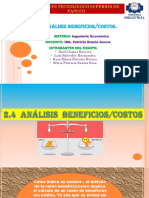 2.4 Benefico-costo