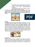 LA ESCUELA.docx