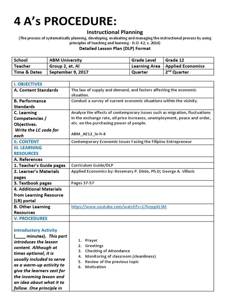 soss | Educational Assessment | Learning