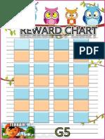 Reward Chart 2016