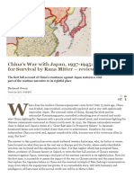 China's War With Japan, 1937-1945_ the Struggle for Survival by Rana Mitter – Review _ Books _ the Guardian