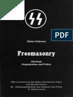 Dieter Schwarz - Freemasonry - Ideology, Organization and Policy (1944) - PDF [TKRG]