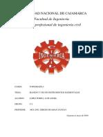 practica N°01 TOPOGRAFIA