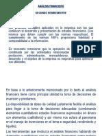 Análisis Financiero Segundo Hemisemestre