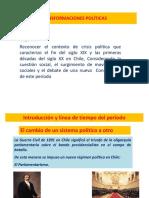 EXPOSICION TRANSFORMACIONES POLITICAS