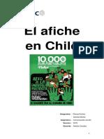 El Afiche en Chile