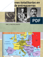 Europa de entreguerras