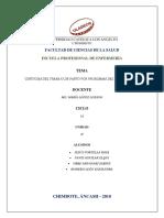 Canal Blando II Unidad Investigaci n Formativa Vi Ciclo