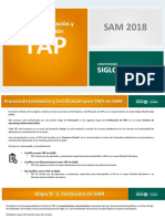 Manual Nuevo Sam 0021