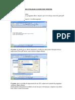 Como Converter Arquivos Para PDF Utilizando o Doro