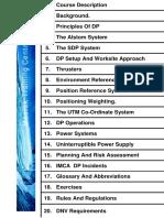 DP Training Manual