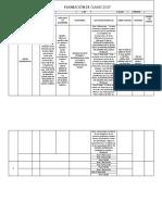Formato Planeación de Clases 2017 en Word