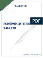 Show de Talentos - Economicas