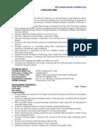dot net developer net developer sle resume cv