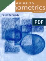 A Guide To Econometrics - Kennedy 4Th Ed Ver 1.pdf
