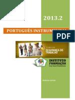 Apostila de Portugues Instrumental - CETEP