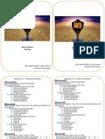 Despicable Me 2 Worksheet for Download