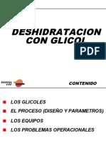 Deshidratacion Con Glicol
