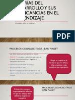 Clase 5 Teoria Del Desarrollo Jean Piaget y Conceptos. (1)