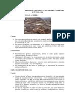 Causas y Consecuencia de La Explotación Minera