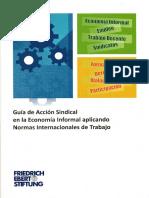 Economia Informal y Normas Internacionales