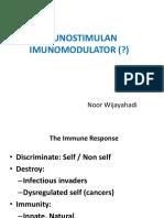 Imunostimulan