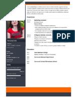 Bengag Resume